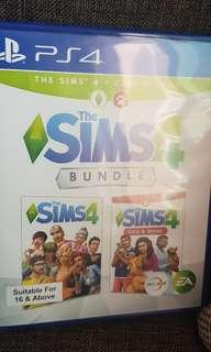 🚚 PS4 Game sims4