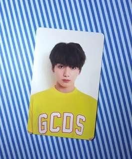 Official Photocard JUNGKOOK - love your self