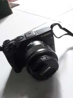 Camera Mirrorles Canon M3