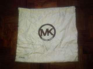 Michael Kors Beige Dust Bag Small