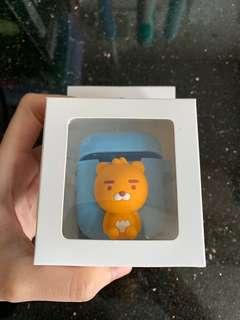 Kakao Friends Ryan Airpods Case