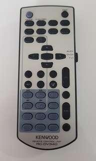 Used Kenwood RC-DV340 remote control