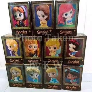 Qposket Disney Princess Set