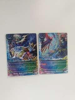 Buddyfight cards
