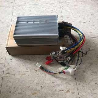 yuyangking 50a 60-96v bluetooth controller