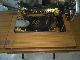Antique Sewing Machine Eye Brand