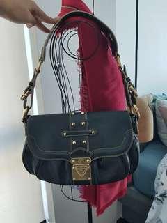 Reduced! Louis Vuitton Suhali Le Confident shoulder bag