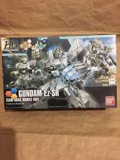 🚚 Gundam Ez-SR Team SRSC Mobile Suit
