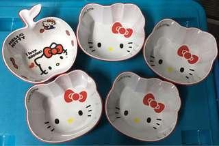 Hello Kitty bowls