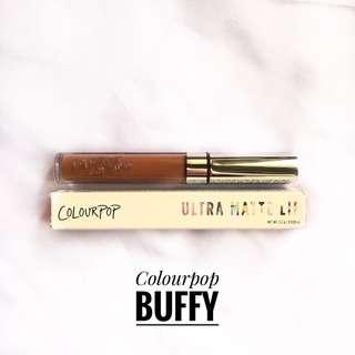 COLOURPOP ULTRA MATTE LIP BUFFY