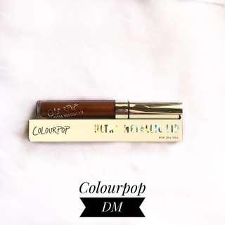 COLOURPOP ULTRA METALLIC LIP