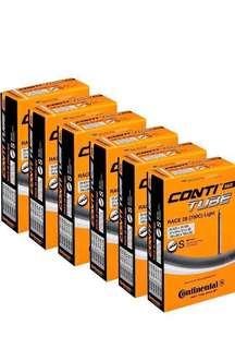 Continental quality road inner 18-25c Tubes -80mm valve