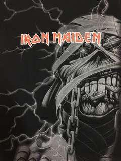 2004 Iron Maiden Full Print Eddie
