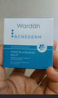 New Wardah Acnederm Pore Blackhead Balm