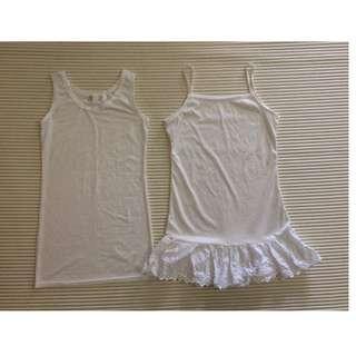 [Buy 3 For RM15] Long Inner wear / Singlet