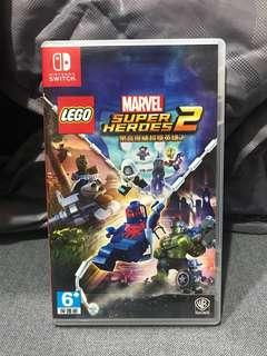 [Switch] Lego Marvel Super Heroes 2