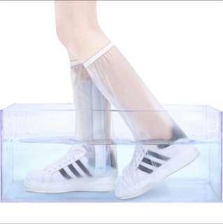 BN Anti-slip Rain-proof Kids Shoe Cover - Blue