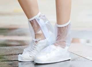 BN Anti-slip Rain-proof Kids Shoe Cover - Pink