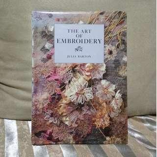 The Art Of Embroidery By Julia Barton