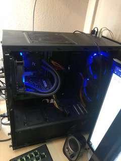 1060 Gaming PC Aftershock Gaming Desktop