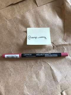 Velvet Matt Lip Pencil (Colour & Contour)