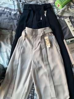 Brand new uniqlo pants