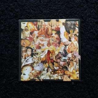 "Carcass 'Reek Of Putrefaction' Vinyl Record 12"""
