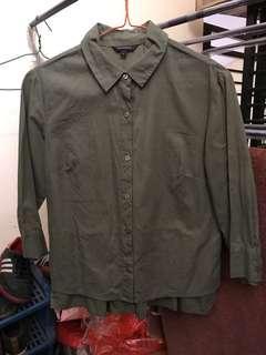 Camo shirt by The Executive