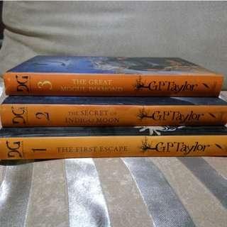 The Dopple Ganger Chronicles Set