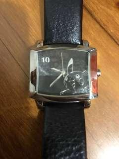 🚚 RARE AND VINTAGE! Limited Edition Fossil Pokemon 10th Anniversary Commemorative Watch (with unique serial number and only 1500 ever released)