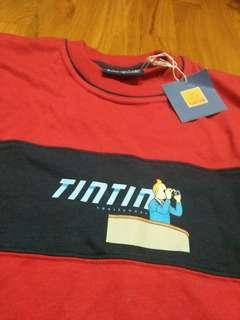 🚚 NEW AND UNWORN! Stylish Tintin Boys Shirt