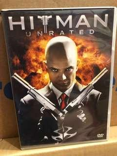 🚚 FREE NORMAL MAIL! Hitman Unrated DVD
