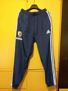 Adidas日本隊運動長褲