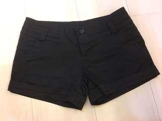 Black Shorts size M