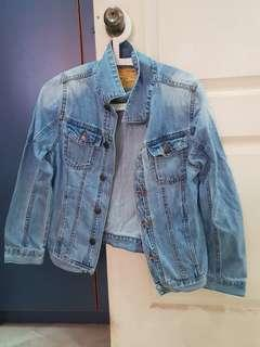 🚚 Authentic ZARA denim jacket