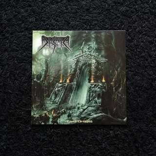 "Disma 'Towards The Megalith' Vinyl Record 12"""