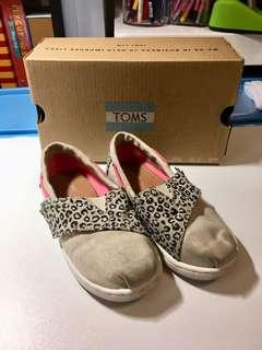 Toms 鞋 SizeT8