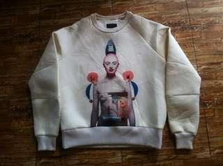 Sweater Juun.j x alexandfelix