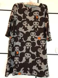 Design tshirts store graniph one piece ops 中袖