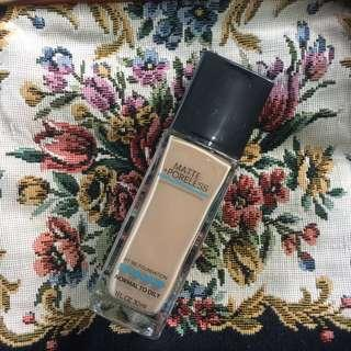Maybelline FIT ME foundation shade 220