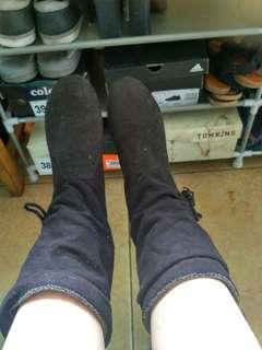 Boots lembut 👍