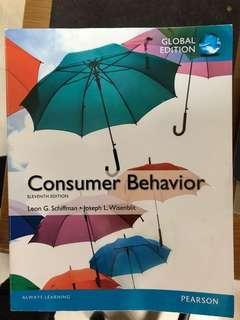 Consumer Behavior (11th edition) Pearson