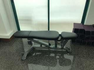 Used sit up bench