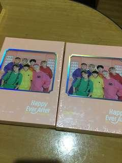 BTS - 4TH MUSTER HAPPY EVER AFTER DVD