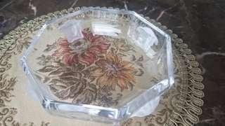 Versace Rosethal 水晶碟