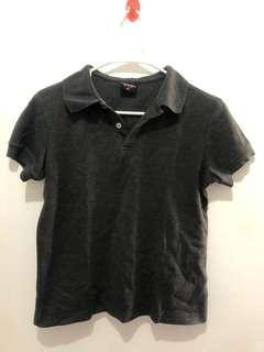 ❗️REPRICED❗️Dark Gray Polo Shirt