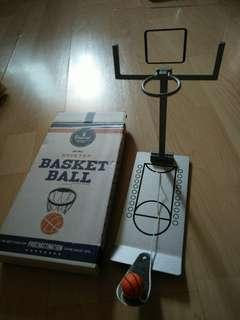 BNIB TYPO desk basket ball game