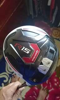 R15 TAYLOR MADE DRIVER