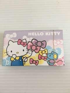 長榮航空kitty撲克牌