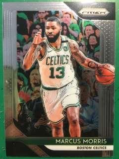🚚 2018-19 Panini Prizm Basketball [Boston Celtics] MARCUS MORRIS